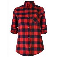 Koszula Flanela Red
