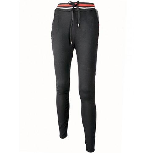 Spodnie Tommy Black