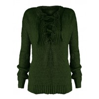 Sweter Over Green