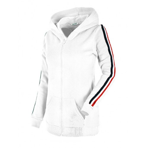 Bluza Tommy Zip White