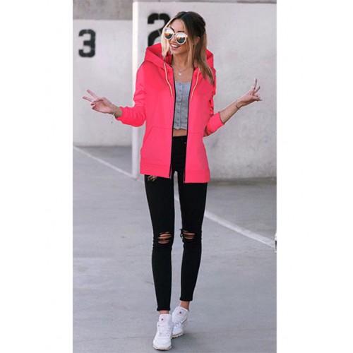 Bluza Quick Pink