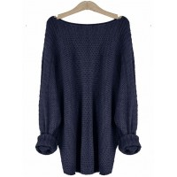 Sweter Chiocco Navy Blue