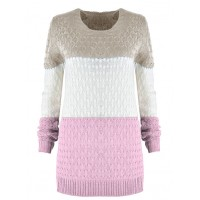 Sweter Candy Sand