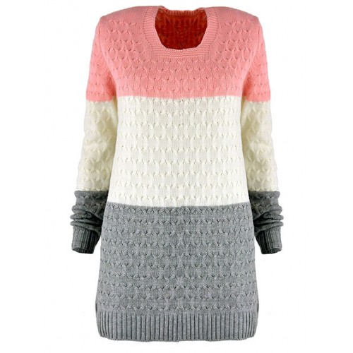 Sweter Candy Coral