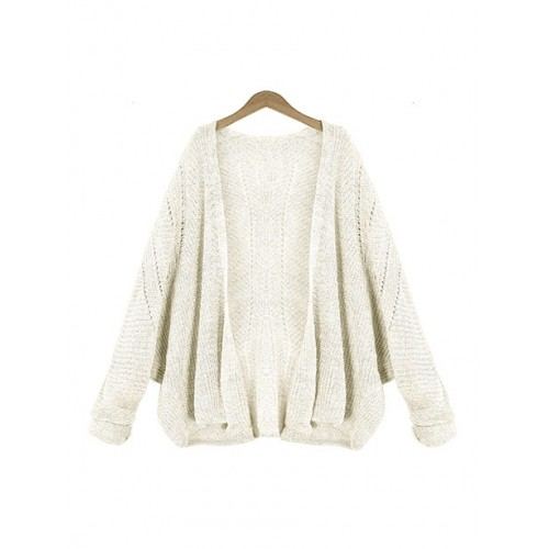 Sweter Kardigan Shiny Latte