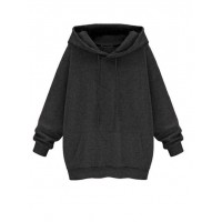 Bluza Basic Graphite