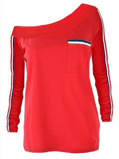 Bluzka Tommy Red