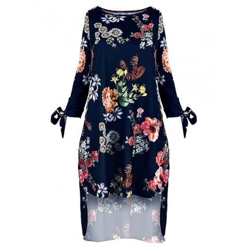 Sukienka ZOE Navy Blue