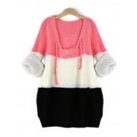 Sweter Celebrity Pink