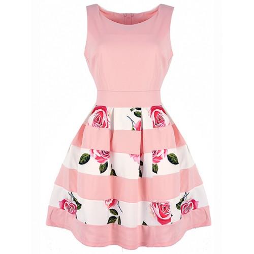 Sukienka Fabia Blush