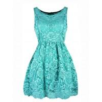 Sukienka Koroneczka Mint