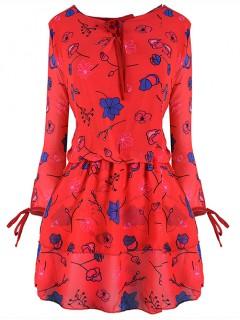 Sukienka Semi Red
