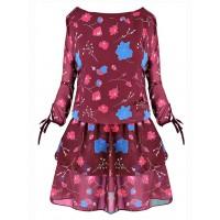 Sukienka Semi Burgundy
