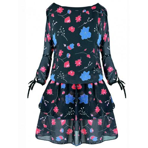 Sukienka Semi Navy Blue