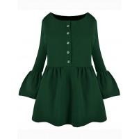 Bluzka Emi Emerald