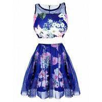 Sukienka Spring Cobalt