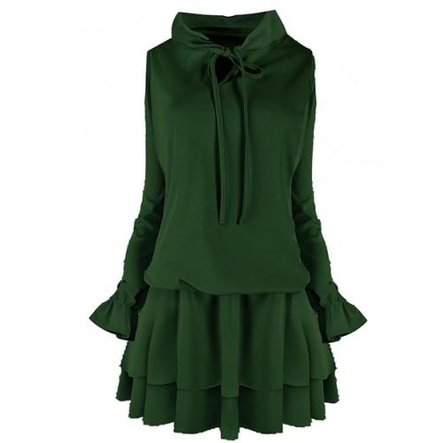 Sukienka Emi Zielona