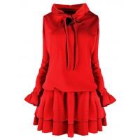 Sukienka Emi Czerwona