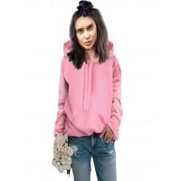 Bluza Basic Pink
