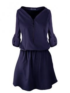 Sukienka Venus Navy Blue