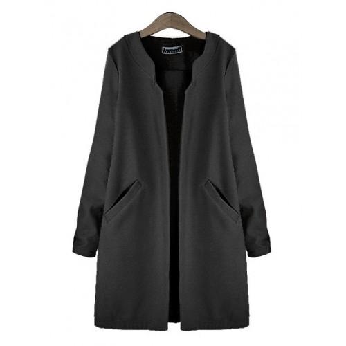 Płaszcz Premium Czarny