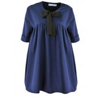 Bluzka Koszula Kokarda Navy Blue