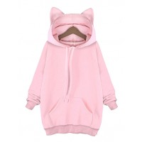 Bluza Kitty Pink