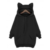 Bluza Kitty Black
