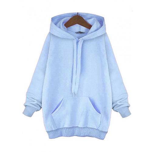 Bluza Basic Błękit