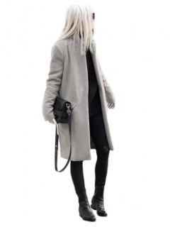 Płaszcz Premium Gołębi