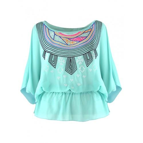 Bluzka Kimono Ice