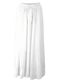 Spódnica Plis White