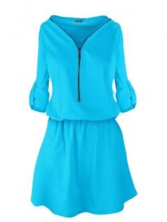 Sukienka ZIP Blue Sky