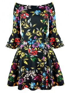 Sukienka Euphoria Black