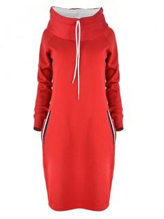 Sukienka Tommy Red