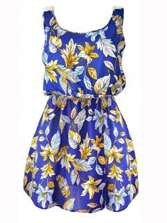 Sukienka Gipiura Cobalt