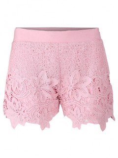 Spodenki Gipiura Sweet Pink