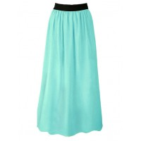 Spódnica Maxi Blue
