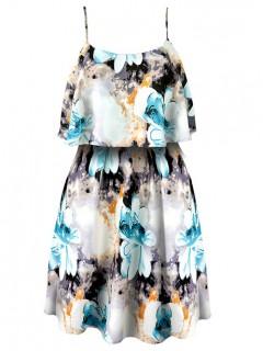 Sukienka Linsay Light Blue