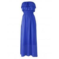 Sukienka Maxi Cobalt