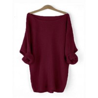 Sweter Lisa Burgundy