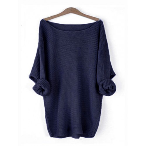 Sweter Lisa Navy Blue