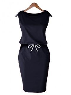Sukienka Lizbona Navy Blue