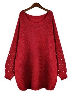 Sweter Venus Red