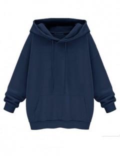 Bluza Basic Navy Blue
