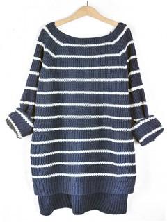 Sweter JENNY Navy Blue