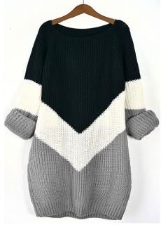 Sweter VICTORIA Gray