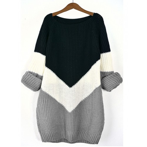 Sweter VICTORIA Gray
