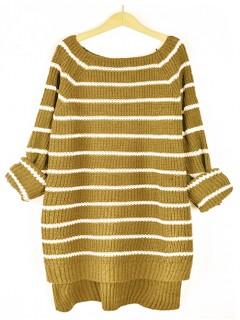 Sweter JENNY Mustard
