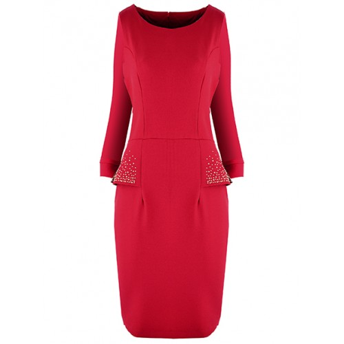 Sukienka Class Red
